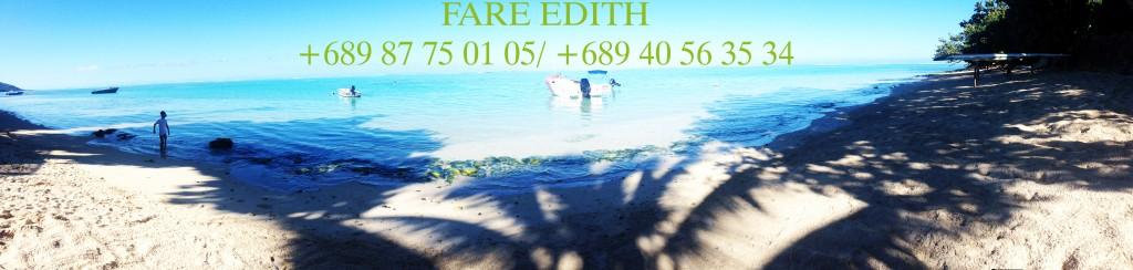 Timeline Fare Edith